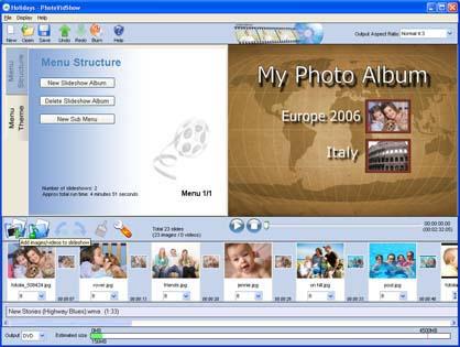 PhotoVidShow Screenshot 1