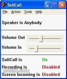 SoliCall Screenshot 2