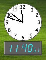 Extra Clock Screenshot 1