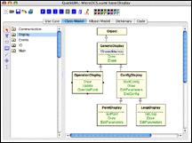 QuickUML MacOSX Screenshot 1