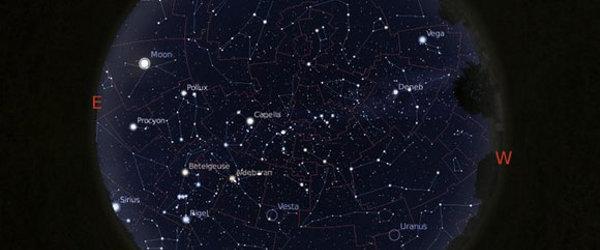 Stellarium Screenshot 5