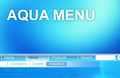 Aqua Flash Menu 1