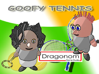 GOOFY Tennis Screenshot