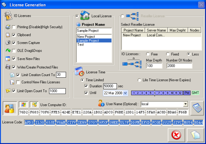 MP3 OwnerGuard Screenshot