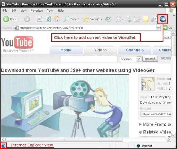 VideoGet Screenshot 4