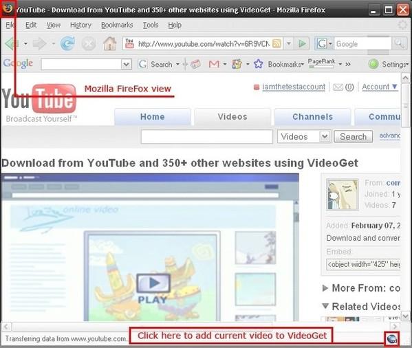 VideoGet Screenshot 5