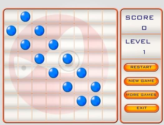 Cool Balls Screenshot 1