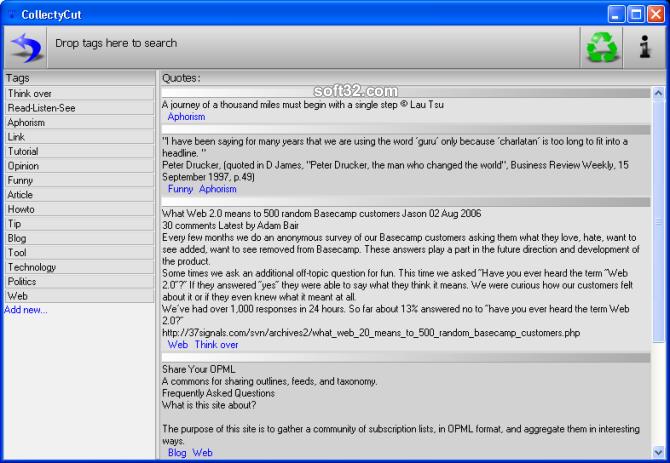 CollectyCut Screenshot 2