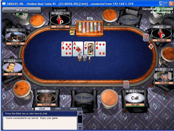 Absolute Poker Screenshot