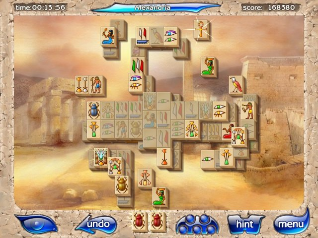 Mahjongg Artifacts Screenshot 1