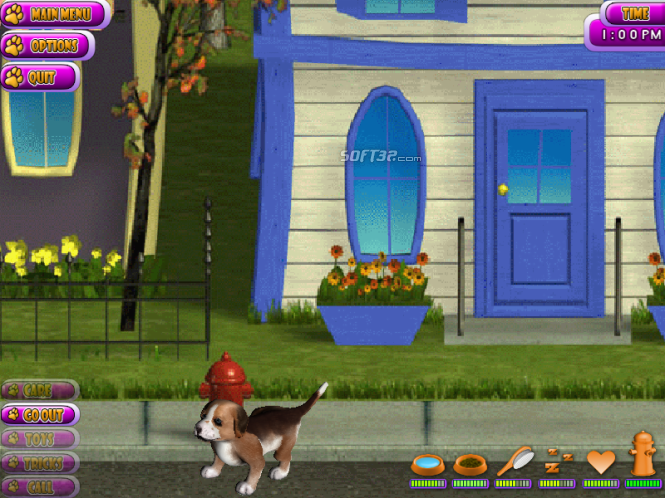 Puppy Luv: A New Breed Screenshot 1