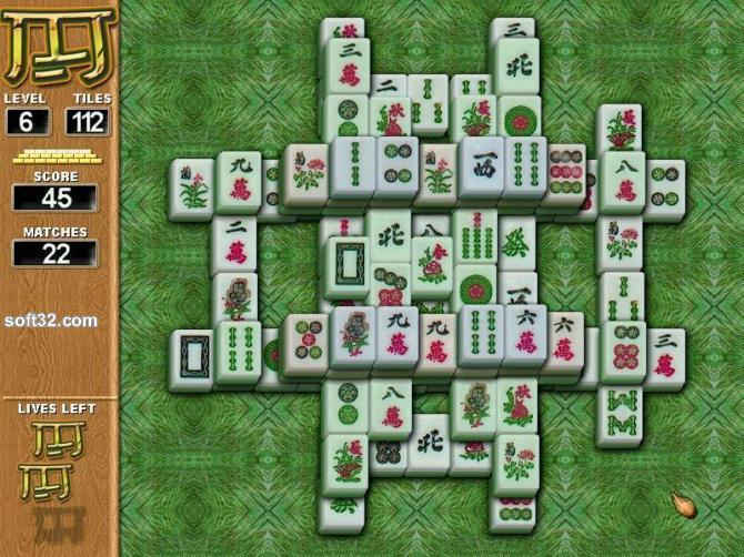 Random Factor Mahjong Screenshot 2