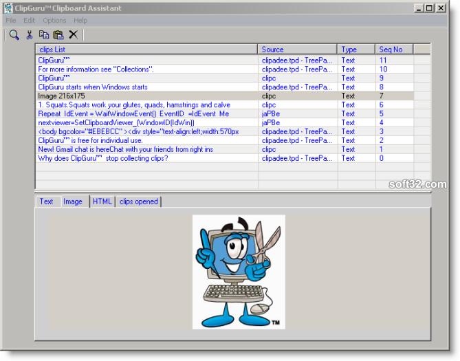 ClipGuru Screenshot 2