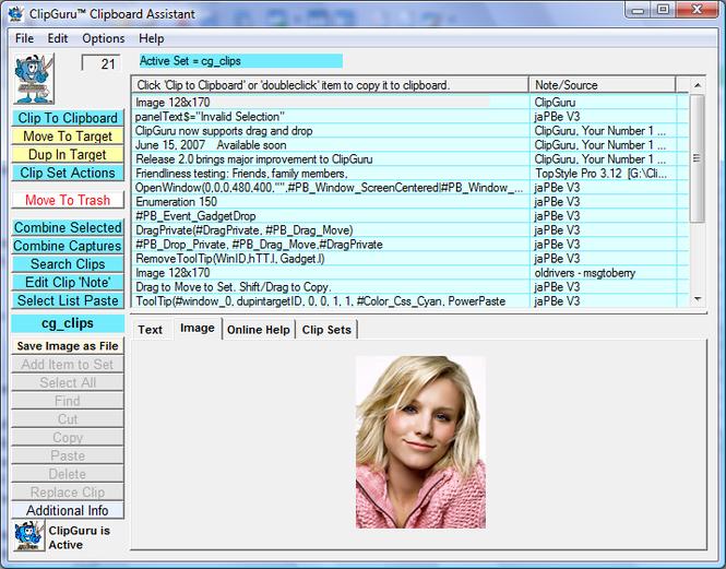ClipGuru Screenshot