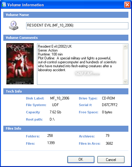 Disk Inspector Screenshot 4