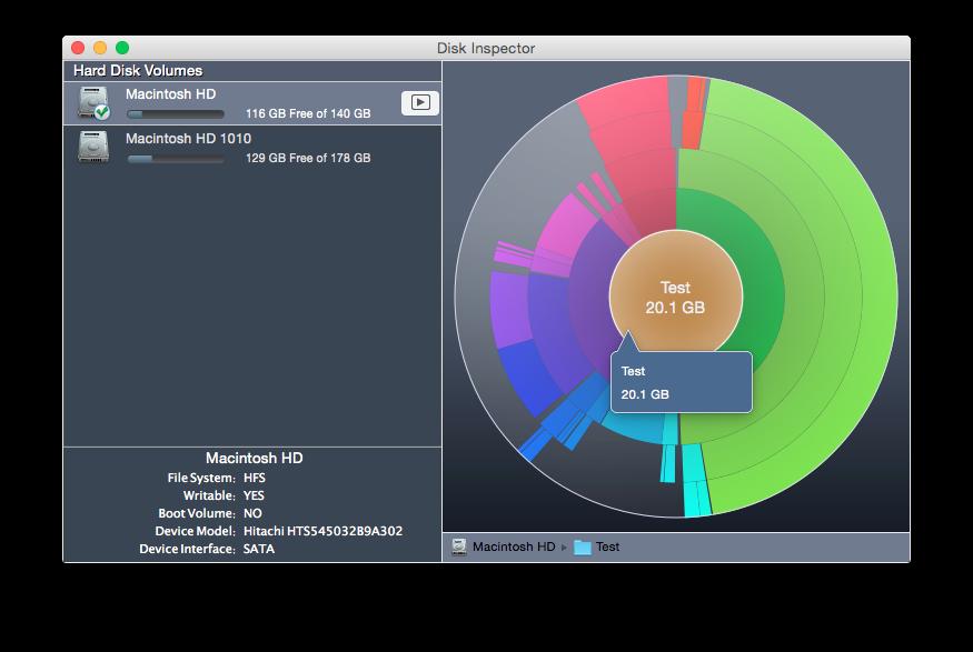 Disk Inspector Screenshot 9