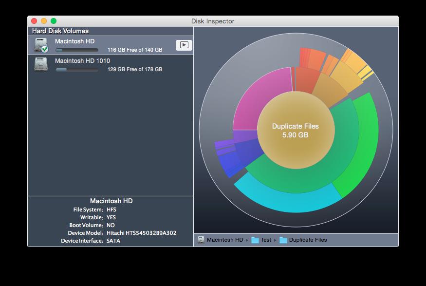 Disk Inspector Screenshot 10