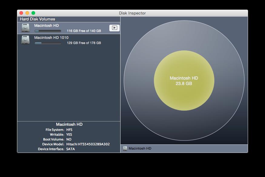 Disk Inspector Screenshot 7