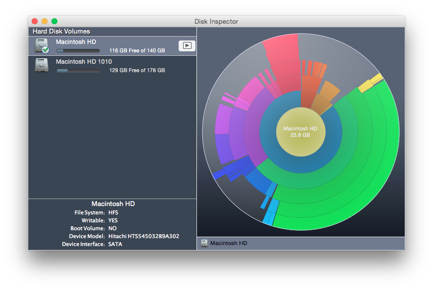 Disk Inspector Screenshot 8