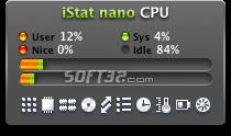 iStat nano Screenshot 2