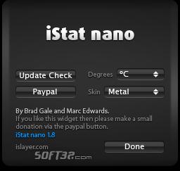 iStat nano Screenshot 11