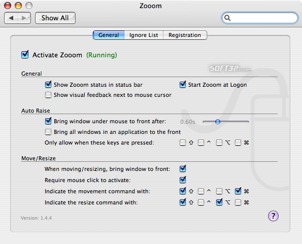 Zooom Screenshot 1