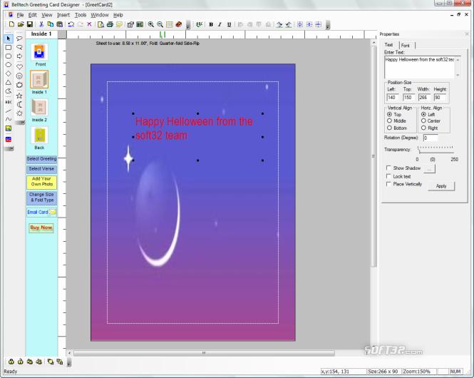 Greeting Card Designer Screenshot 5