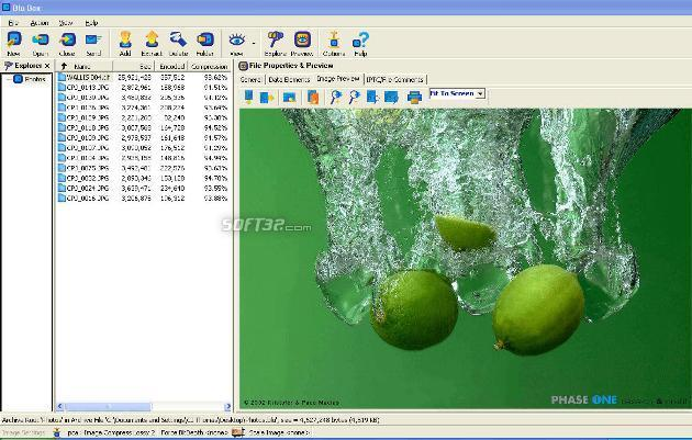 BLUBOX v4 Screenshot 3