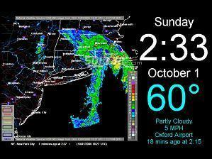 WeatherSaver Screenshot 3