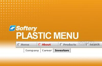 Plastic Flash Menu Screenshot 3