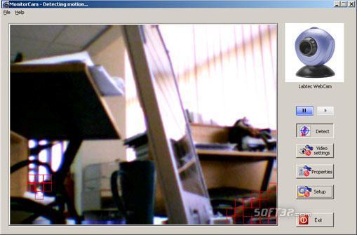 MonitorCam Screenshot 2