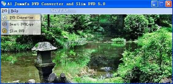 A1 Jummfa DVD Converter and Slim DVD Screenshot 1