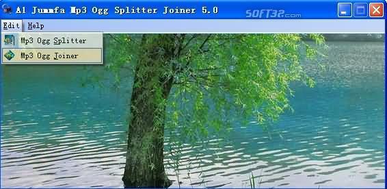 A1 Jummfa Mp3 Ogg Splitter Joiner Screenshot