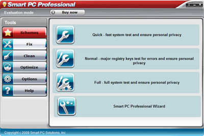 Smart PC Professional Screenshot