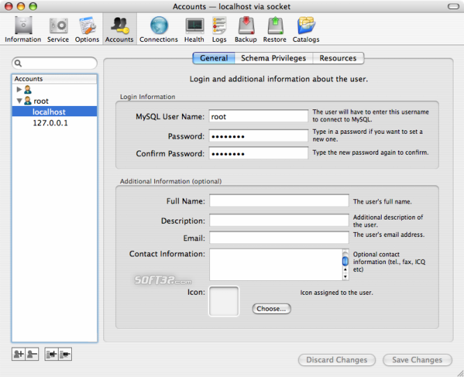 MySQL GUI Tools Screenshot 4