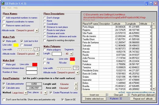 GE-Path Screenshot