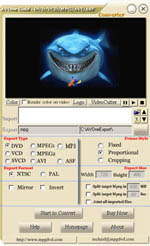 AVOne Gold Video/Audio Converter Screenshot