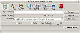 AVOne Video Converter Screenshot 2