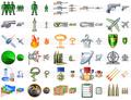 Military Icon Set 1