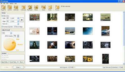 PicShrink Screenshot 1