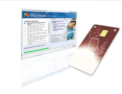 Priore SmartCard ActiveX Screenshot