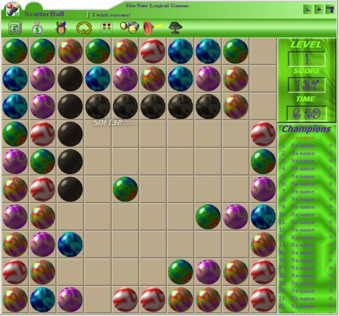 ScatterBall Screenshot 3