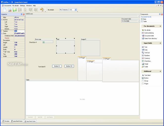 UniDoc Screenshot 4