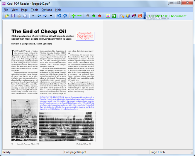 Cool PDF Reader Screenshot 2