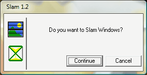 Slam Screenshot 1