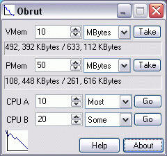 Obrut Screenshot