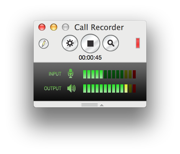 Call Recorder for Skype Screenshot 1