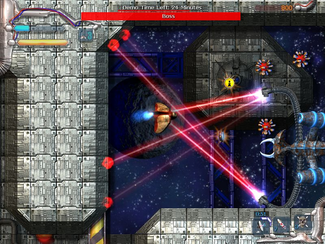 XAvenger Screenshot