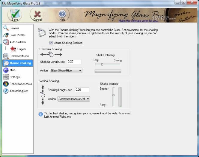 Magnifying Glass Pro Screenshot 5
