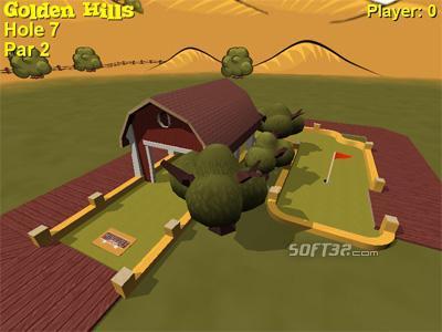 Minigolf Mania Screenshot 2